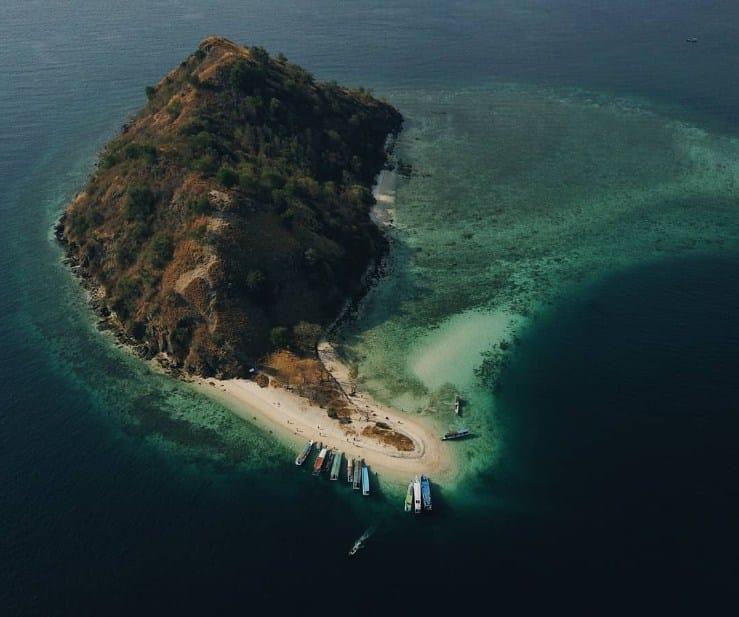 Benarkah Ada Elang di Pulau Burung Labuan Bajo