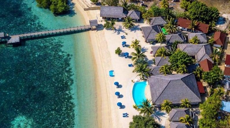 Dikenal Sepi dan Angker, Inilah Keindahan Pulau Seraya Labuan Bajo yang Memanjakan Mata