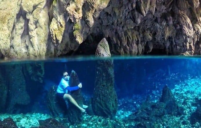 Goa Rangko Nusa Tenggara Timur
