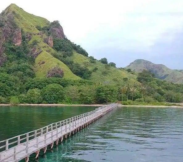 Ada Apa di Pulau Manjarite Labuan Bajo?