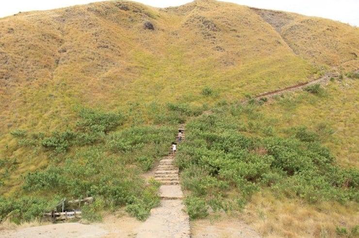 trekking Pulau Padar Labuan Bajo