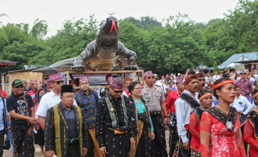 Festival Komodo NTT