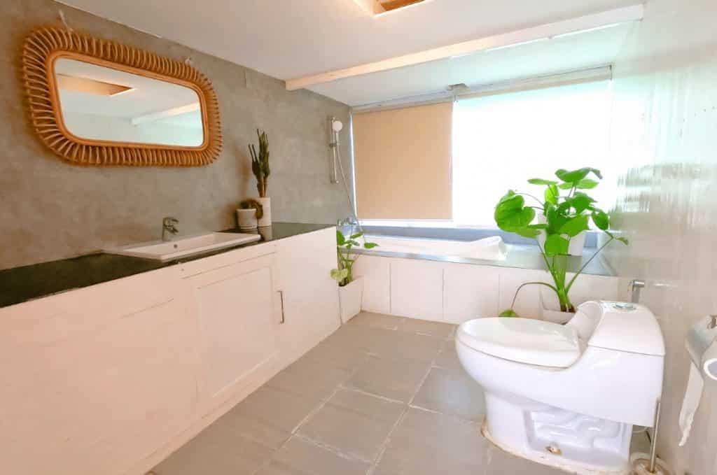 Master Suite Bathroom, Kalian Bakal Bingung Mo Berendem Aja Apa Mau Snorkeling