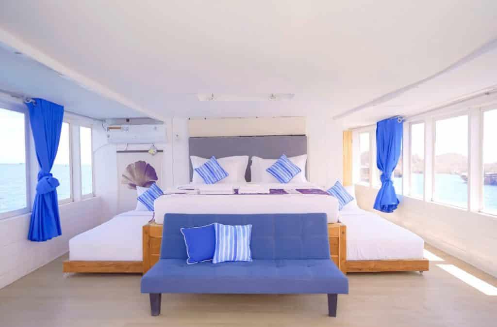 Master Suite Cabin, Cocok Banget Buat Keluarga
