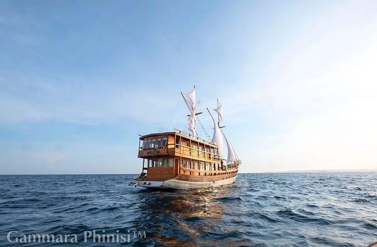 Gammara Phinisi, Si Kapal Kayu Tradisional