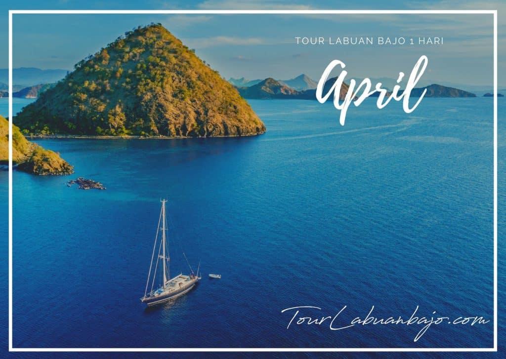 Paket Trip 1 Hari Labuan Bajo April