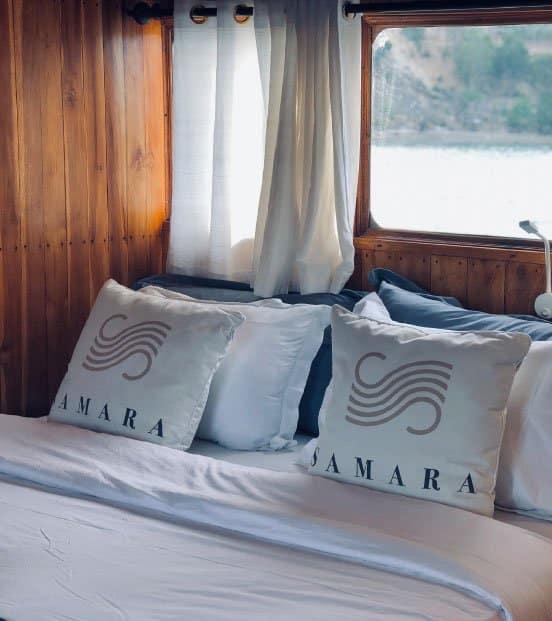 Room Kanawa Kapal Samara Labuan Bajo
