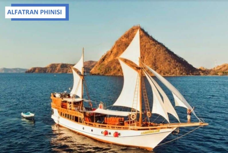 Sewa Kapal Alfathran Phinisi Labuan Bajo