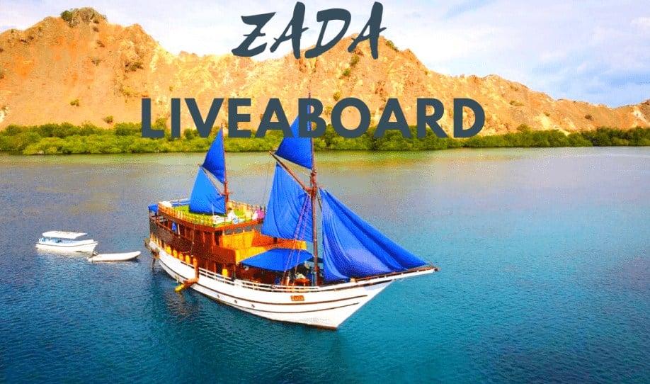 Sewa Kapal Zada Liveaboard Labuan Bajo, Liburan Manis dengan Kapal Eksklusif
