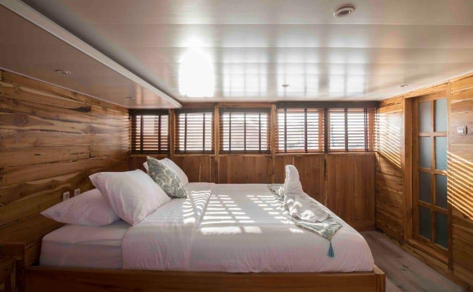 Suite Cabin Cordelia Phinisi